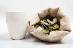 Травы чая Стоковая Фотография RF