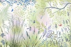 травы бесплатная иллюстрация