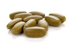 Травяное лекарство нетрадиционная медицина Стоковые Изображения