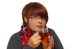 травяной чай Стоковые Изображения