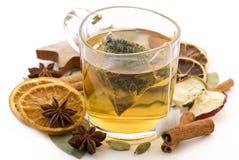 Травяной чай стоковые изображения rf
