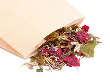 травяной чай стоковые фото