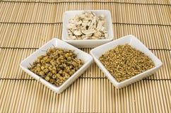 Травяные чая Стоковое Фото