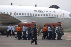 ТРАГЕДИЯ AIR ASIA QZ8501 Стоковая Фотография