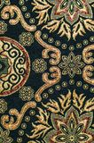 Традиционная въетнамская ткань Стоковое Фото