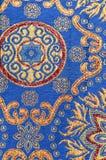 Традиционная въетнамская ткань Стоковая Фотография RF