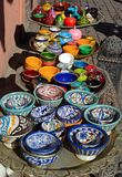 Традиционная керамическая гончарня Стоковые Фото