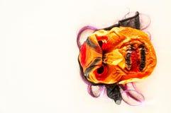 Традиционная японская маска демона Стоковое Изображение RF