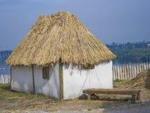 традиционное дома старое Стоковые Фотографии RF