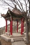 Традиционное здание на держателе loa - imagen стоковое фото