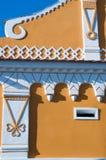 традиционное зодчества богемское южное Стоковое Изображение RF