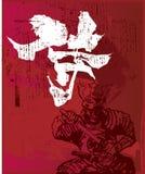 традиционное искусства японское иллюстрация штока