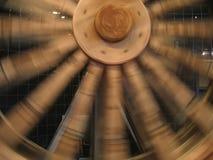 традиционное колесо воды Стоковые Изображения