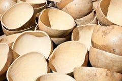 традиционное контейнеров malian Стоковое Изображение
