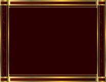 традиционное официально золота ba красное Стоковые Фото