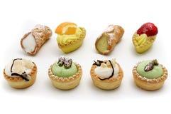 традиционное печенья присицилийское Стоковое Изображение RF
