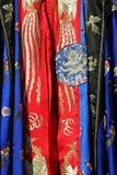 традиционное платья корейское южное стоковые изображения