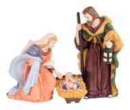 Традиционное рождество рождества Стоковые Изображения