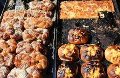 Традиционное румынское печенье Стоковые Изображения RF