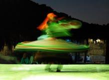 традиционное танцора египетское Стоковое Изображение