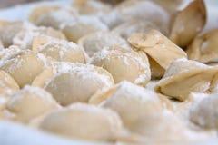 традиционное тарелки русское Стоковые Фото