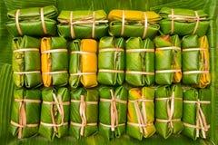 традиционное типа десерта тайское стоковая фотография