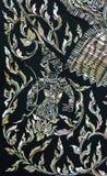 традиционное типа искусства тайское стоковые фото