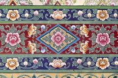 традиционное типа краски искусства тайское Стоковые Изображения