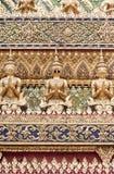 традиционное типа скульптуры искусства тайское Стоковое Фото