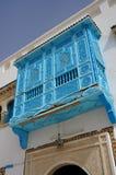Традиционное тунисское зодчество Стоковое Изображение