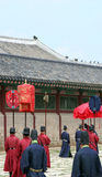 традиционное церемонии корейское южное стоковое изображение rf