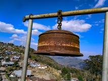 Традиционные звеня колоколы стоковое фото