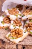 Традиционные печенья рождества Стоковая Фотография