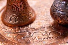 Традиционные сувениры от Сараев. Стоковые Фото
