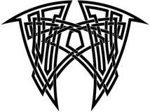 Традиционный кельтский узел Стоковые Фото