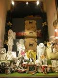 Традиционный магазин игрушки Стоковое Изображение