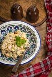 Традиционный русский vegetable салат Стоковое Изображение