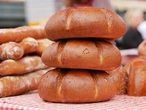 Традиционный чехословакский хлеб Стоковое фото RF