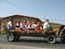 Традиция в Harghita County стоковые фото