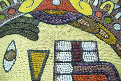 традиция craftwork индигенная мексиканская Стоковое Изображение RF