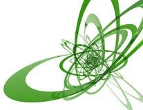 траектории электрона Стоковое Изображение RF