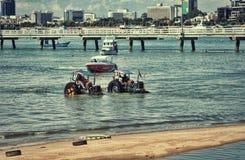 Тракторы моря Стоковые Изображения RF
