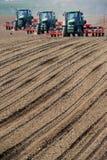 Тракторы Стоковые Фото