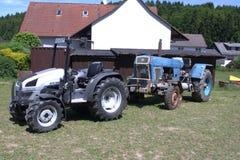 тракторы Стоковые Изображения RF