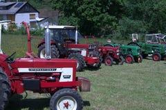 тракторы Стоковое Изображение