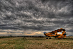 трактор воздуха Стоковая Фотография