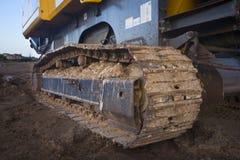 трактор детали стоковая фотография