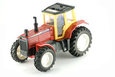 трактор игрушки Стоковое Изображение