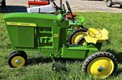 Трактор педали John Deere Стоковое Изображение