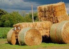 трактор сторновки Стоковое фото RF